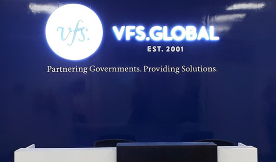 Visa application - VFS Global is moving - La France au Nigéria